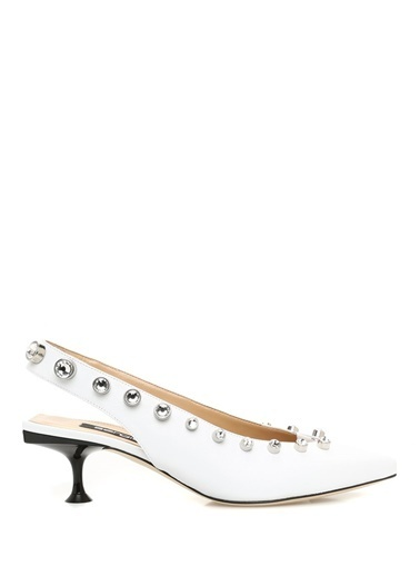 Sergio Rossi Ayakkabı Beyaz